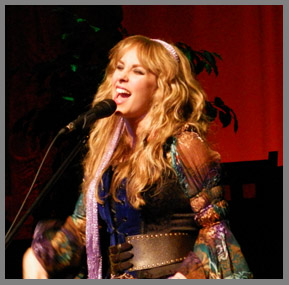 Candice Night at Paramount Hudson Valley, NY - photo by Luxury Experience
